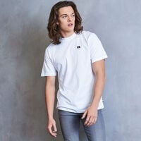 Men's Heritage Baseliner T-Shirt WHITE
