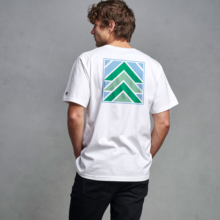"Russell Athletic x Earthday.org ""Tree-Shirt"" WHITE"