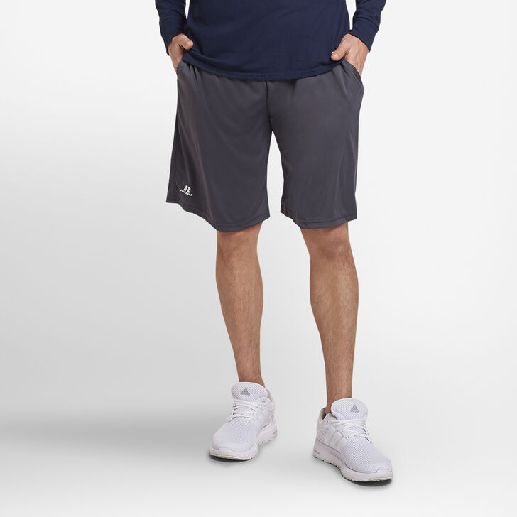 Men's Dri-Power® Performance Shorts STEALTH