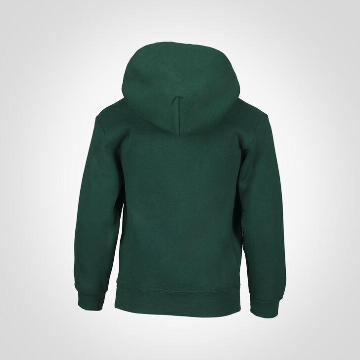 Youth Dri-Power® Fleece Hoodie DARK GREEN