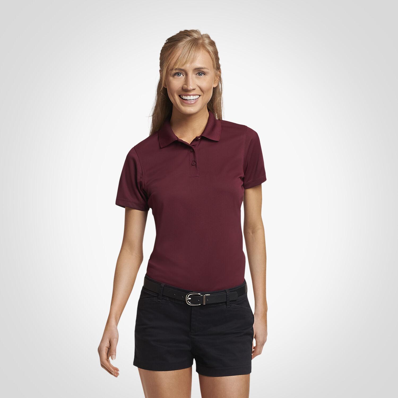 Women s Dri-Power® Performance Golf Polo - Russell US  0ddc748c3d