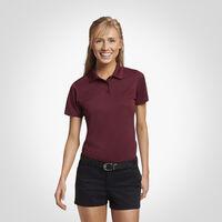 Women's Dri-Power® Performance Golf Polo MAROON