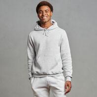 Men's Dri-Power® Fleece Hoodie Ash