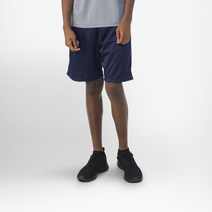 Youth Dri-Power® Mesh Shorts NAVY