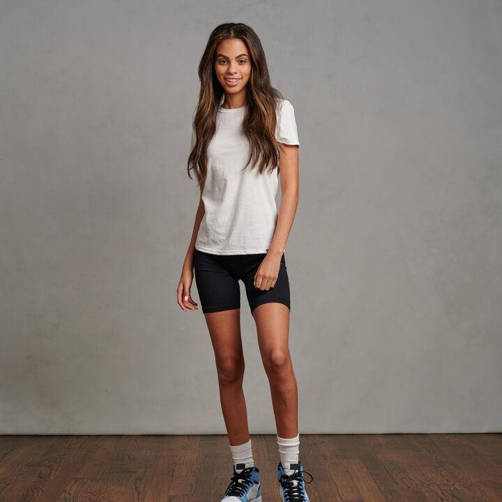 Women's Cotton Performance T-Shirt White