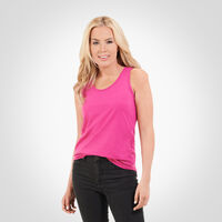 Women's Essential Tank Top VERY BERRY