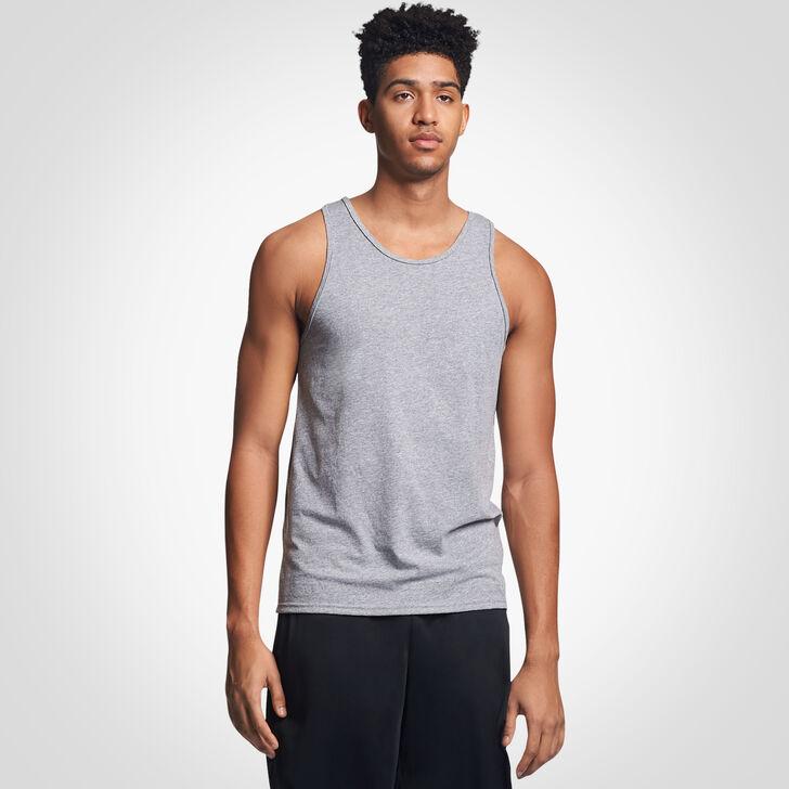 Men's Cotton Performance Tank