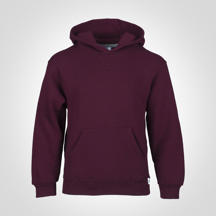 Youth Dri-Power® Fleece Hoodie Maroon