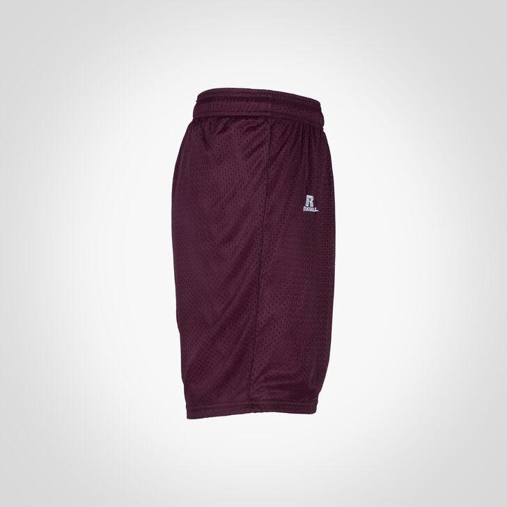 Youth Dri-Power® Mesh Shorts (No Pockets) MAROON