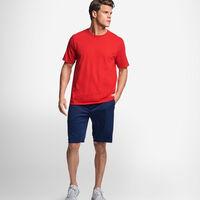 Men's Cotton Performance T-Shirt TRUE RED