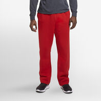 Men's Dri-Power® Open Bottom Fleece Sweatpants TRUE RED