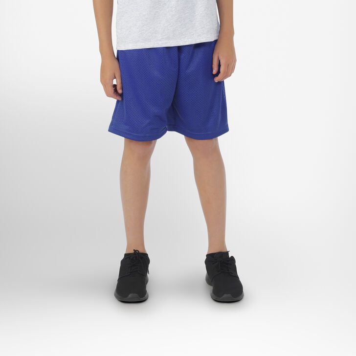 Youth Dri-Power® Mesh Shorts ROYAL