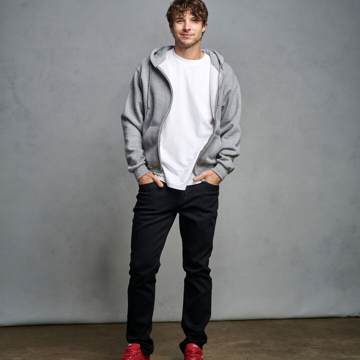 Men's Premium Cotton Classic T-Shirt WHITE