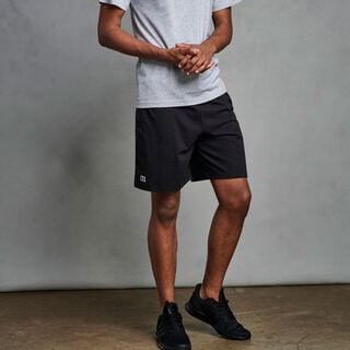 Men's Premium Cotton Classic Short BLACK