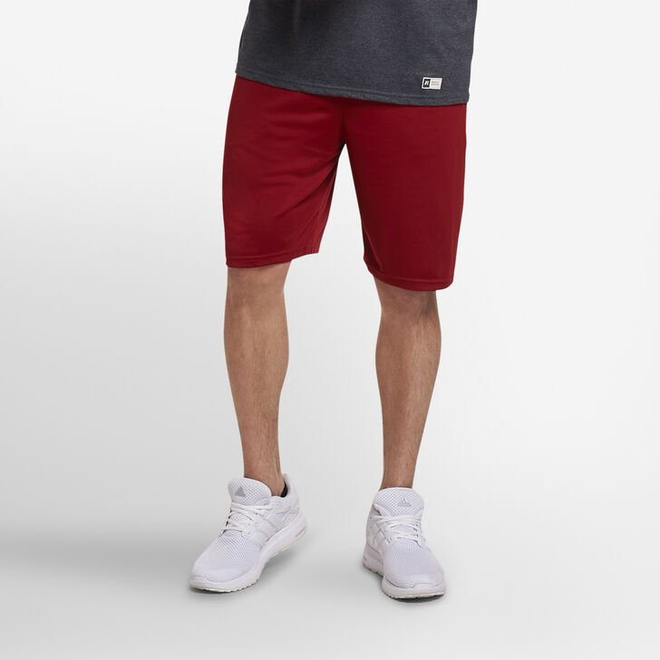 Men's Dri-Power® Performance Shorts with Pockets CARDINAL