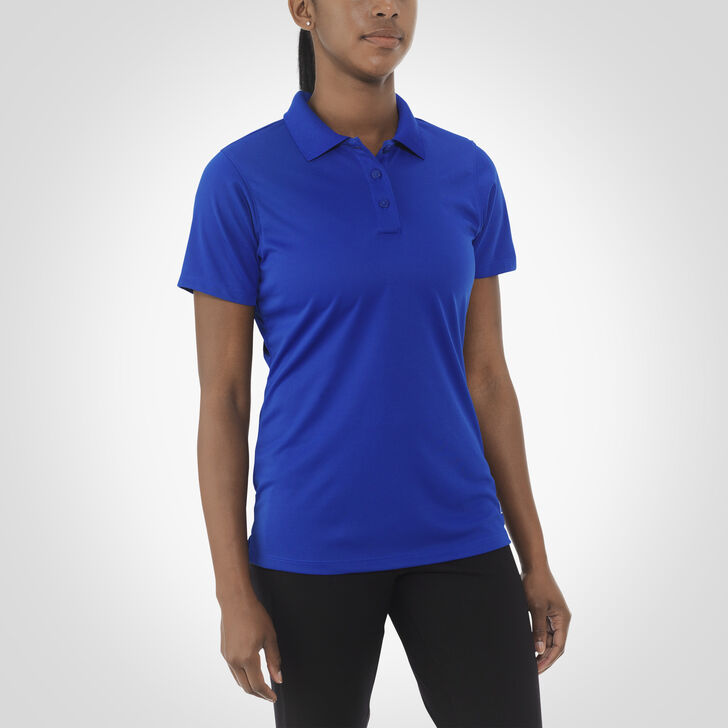 Women's Dri-Power® Short Sleeve Essential Polo ROYAL