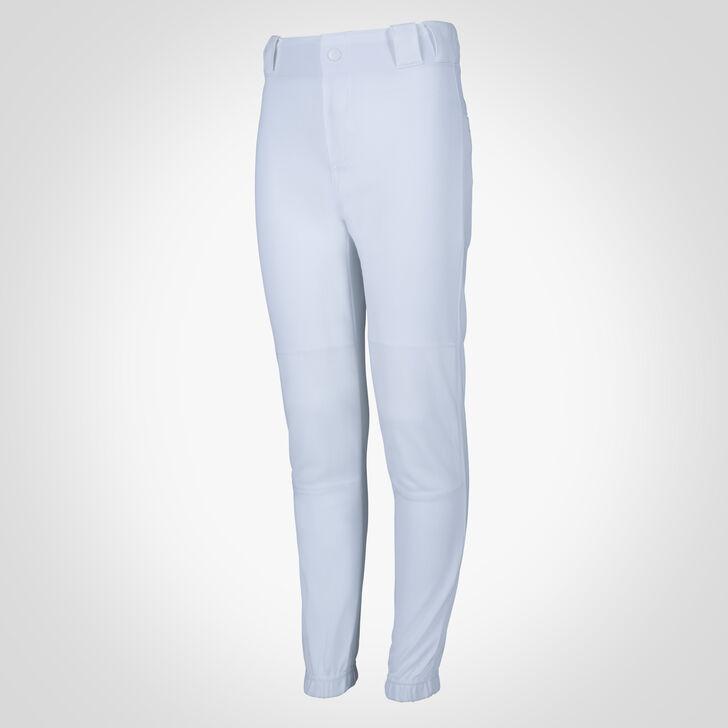 Youth Baseball Game Pants WHITE