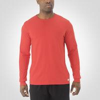 Men's Essential Long Sleeve Tee TRUE RED