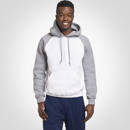 Men's Dri-Power® Fleece Colorblock Hoodie