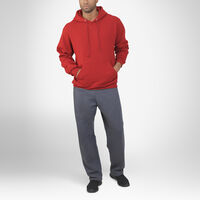 Men's Dri-Power® Fleece Hoodie CARDINAL