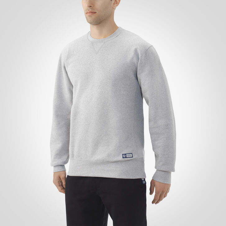 Men's Pro10 Fleece Crew Sweatshirt OXFORD