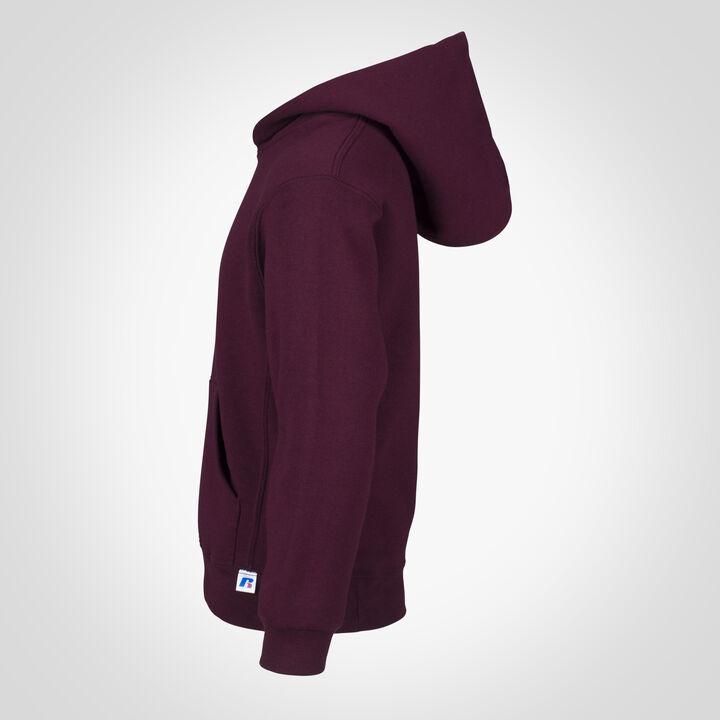 Youth Dri-Power® Fleece Hoodie MAROON