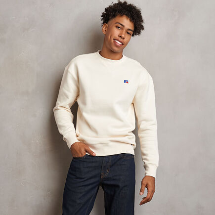 Men's Heritage Fleece Crew Sweatshirt
