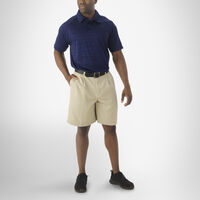 Men's Dri-Power® Striated Polo NAVY