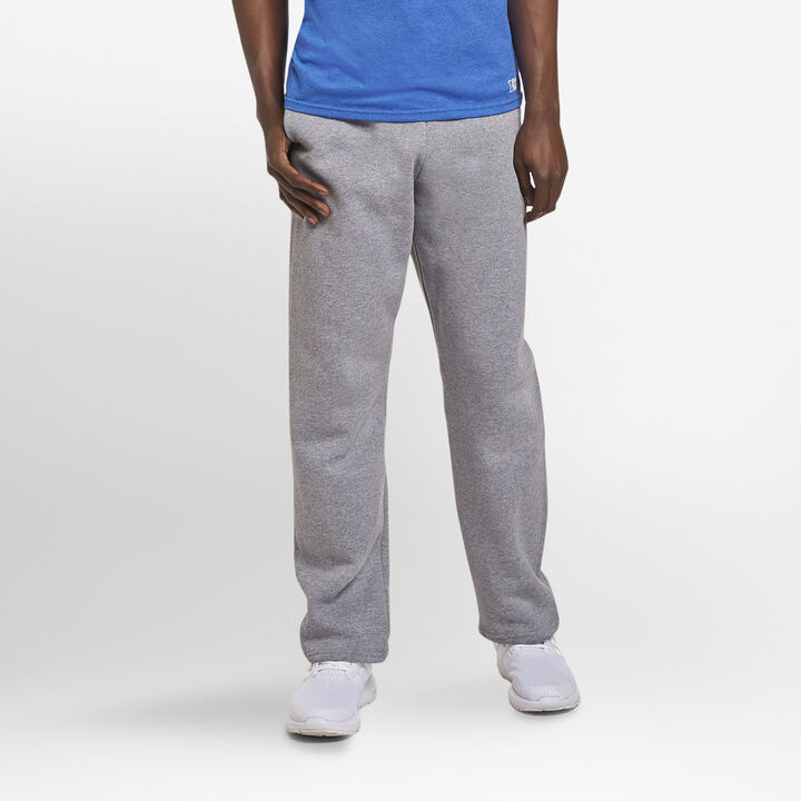 Men's Dri-Power® Open Bottom Fleece Sweatpants OXFORD