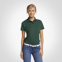 Women's Dri-Power® Performance Golf Polo DARK GREEN