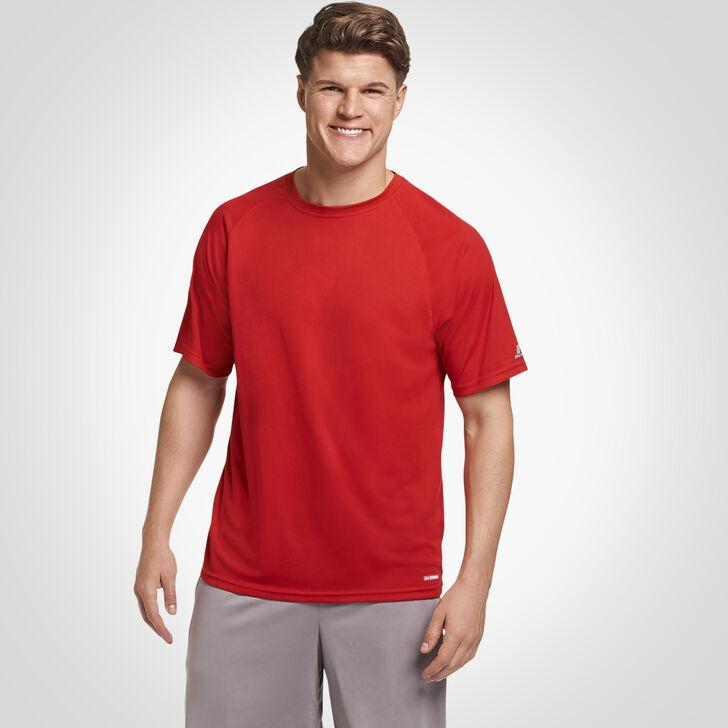 Men's Dri-Power® Mesh Performance T-Shirt TRUE RED