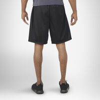 Men's Dri-Power® Mesh Shorts with Pockets BLACK