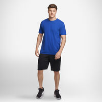 Men's Cotton Performance Tee ROYAL