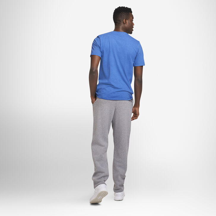 Men's Dri-Power® Open Bottom Fleece Sweatpants OXFORD