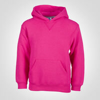 Youth Dri-Power® Fleece Hoodie Watermelon Pink