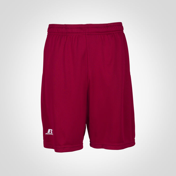 Youth Dri-Power® Performance Shorts with Pockets CARDINAL