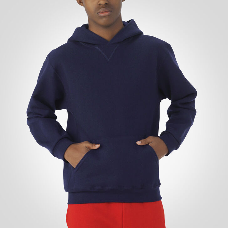 Youth Dri-Power® Fleece Hoodie J.NAVY