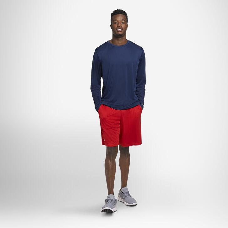 Men's Dri-Power® Performance Long Sleeve T-Shirt NAVY