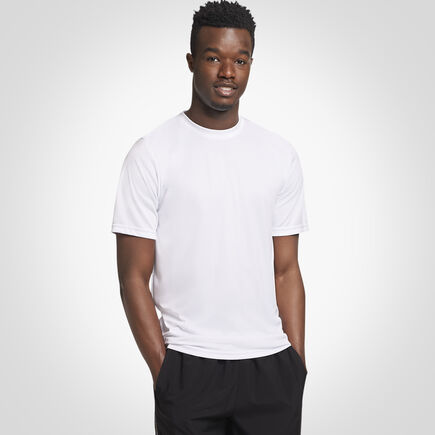 Men's Dri-Power® Performance T-Shirt WHITE