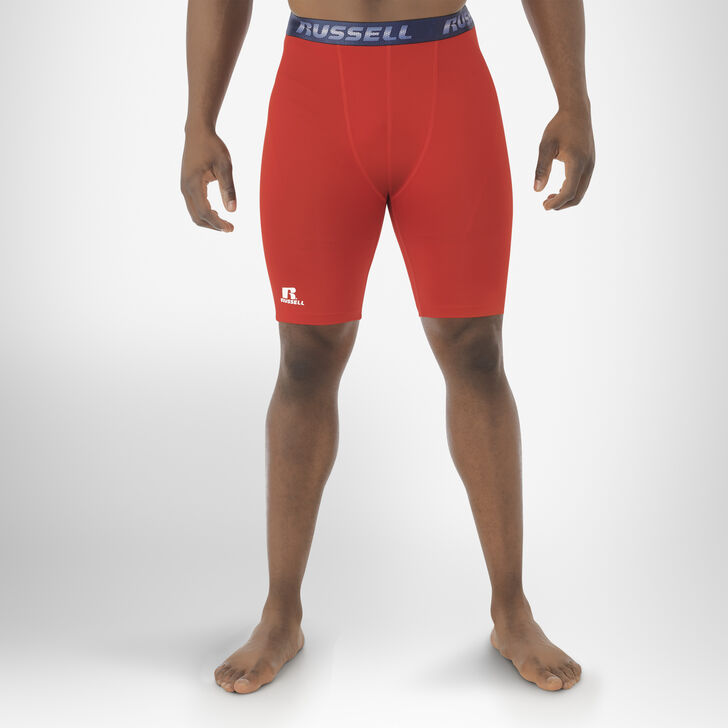 Men's Dri-Power® Compression Shorts TRUE RED