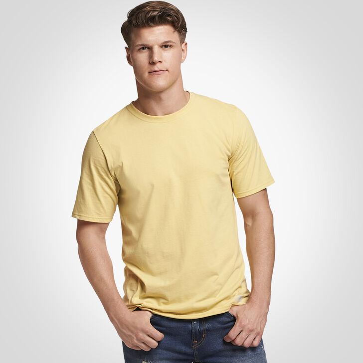 Men's Cotton Performance Tee GT GOLD