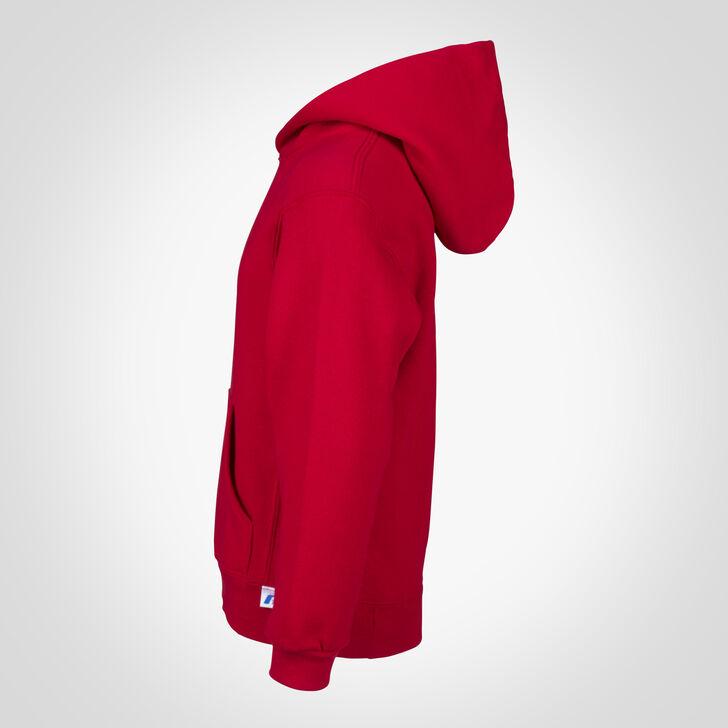 Youth Dri-Power® Fleece Hoodie TRUE RED