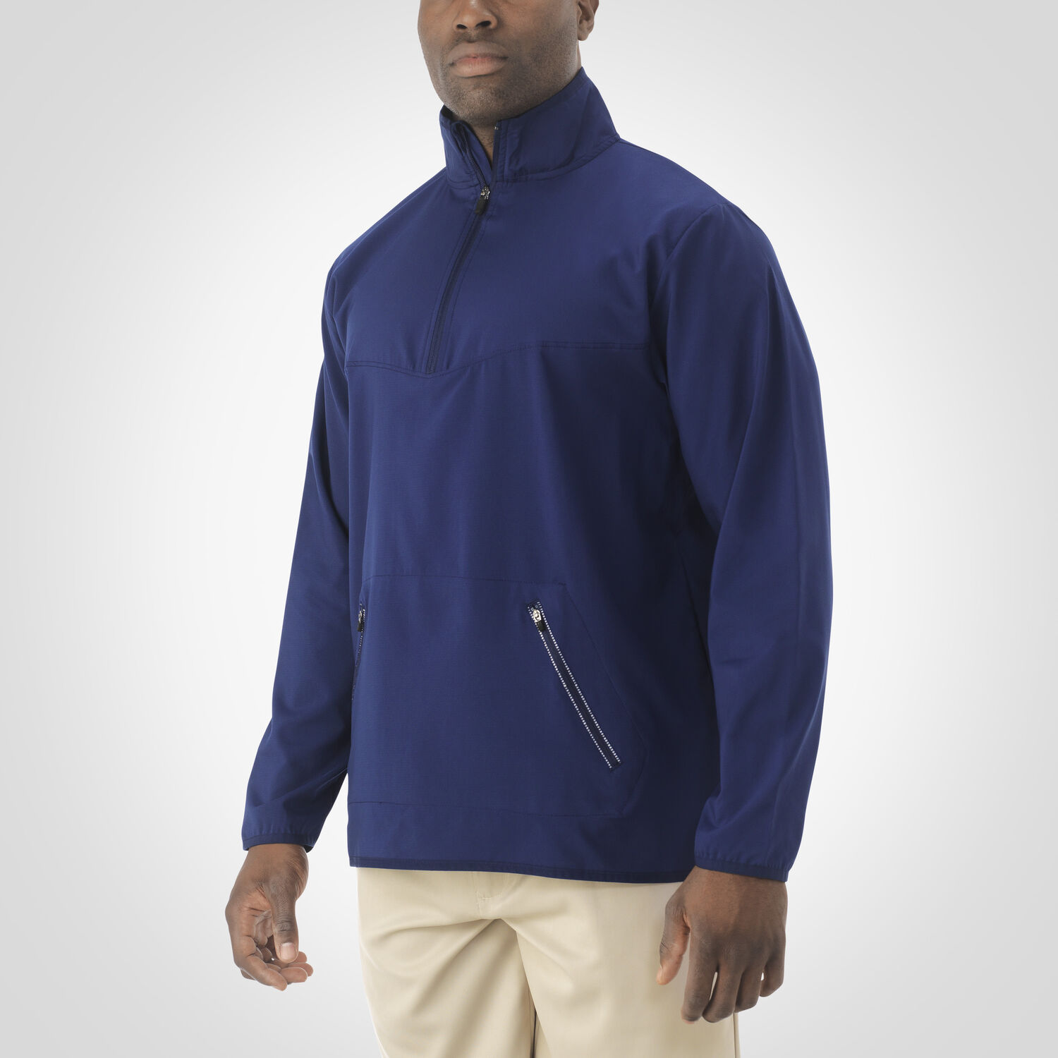 Men's Woven 1/4 Zip Pullover - Russell US | Russell Athletic