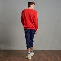 Men's Dri-Power® Fleece Crew Sweatshirt True Red
