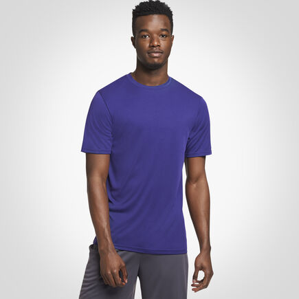 Men's Dri-Power® Performance T-Shirt PURPLE