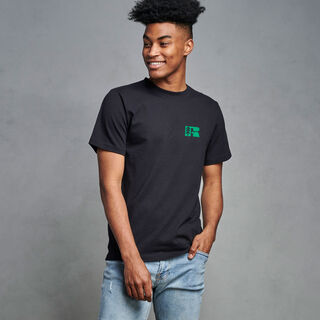 "Russell Athletic x Earthday.org ""Tree-Shirt"" BLACK"
