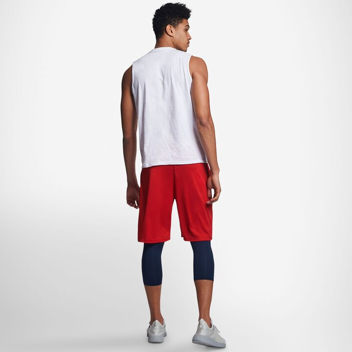 Men's Cotton Performance Muscle WHITE