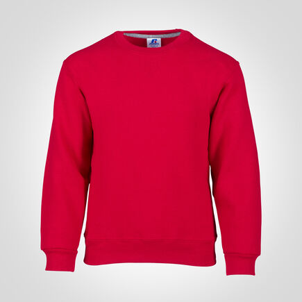 Youth Dri-Power® Fleece Sweatshirt TRUE RED