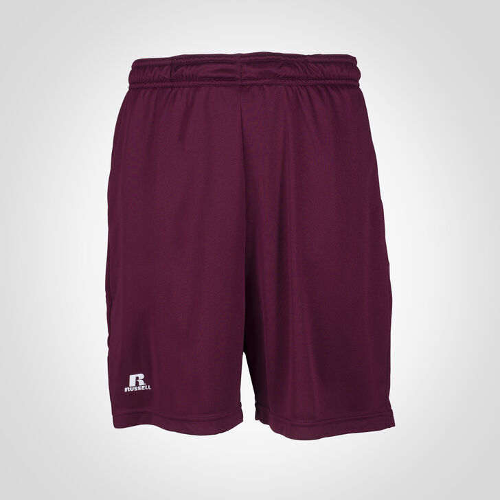 Youth Dri-Power® Performance Shorts with Pockets MAROON