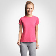 Women's Cotton Performance T-Shirt Watermelon Pink